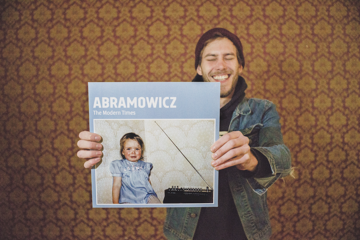 Abramowicz The Modern Times LP